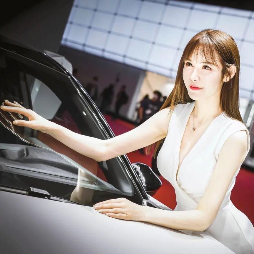 шанхай автосалон модели