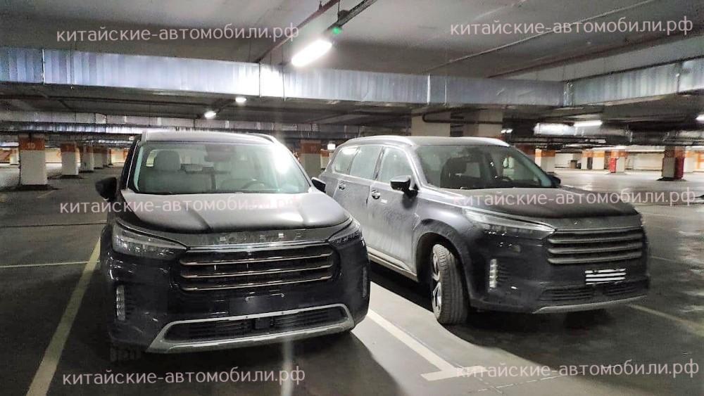 CheryExeed VX в Москве