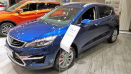 цены на автомобили из китая