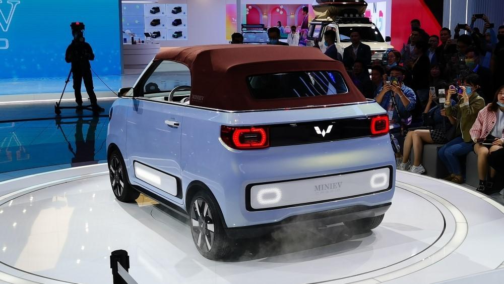 Wuling Hongguang Mini Cabrio