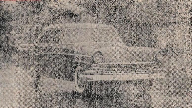 копия американского Ford Fairlane Nanjing