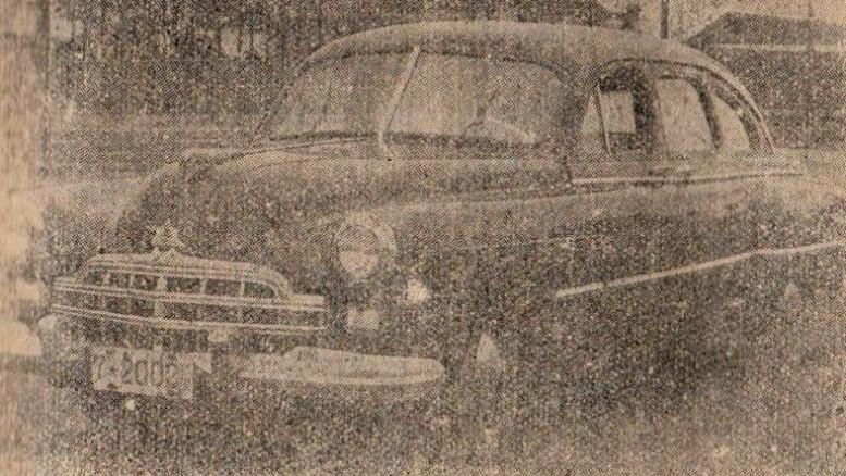 клон советского ГАЗ-12 – Weixing