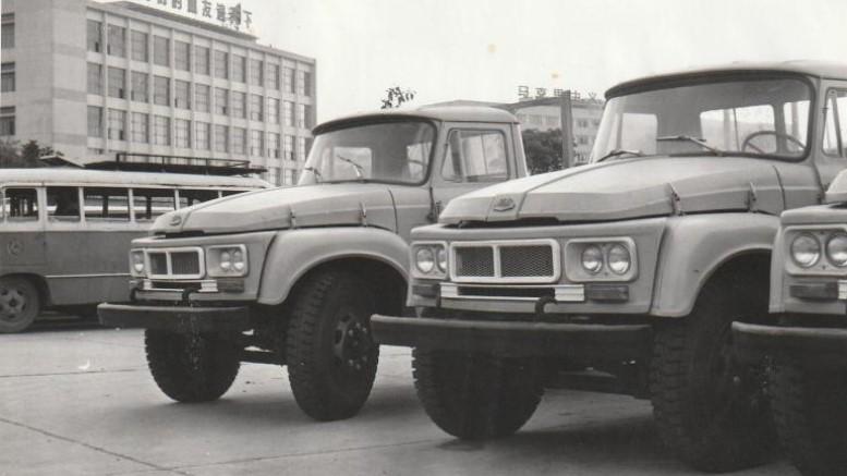 грузовики Liaoning/Linghe LN140
