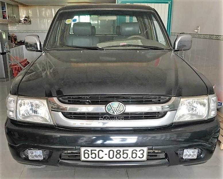 вьетнамский пикап Vinaxuki Pickup 650X