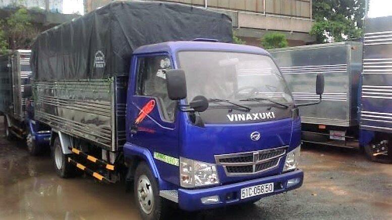 вьетнамский грузовик Vinaxuki 990T
