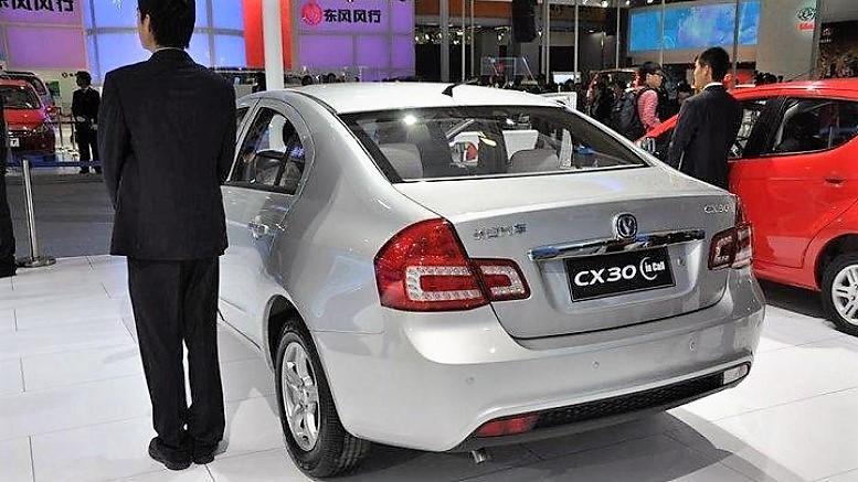 Changan CX30