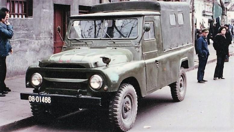 фургон на базе BJ212