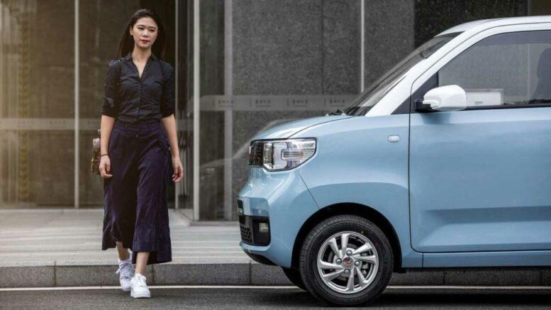 HongGuang Mini EV