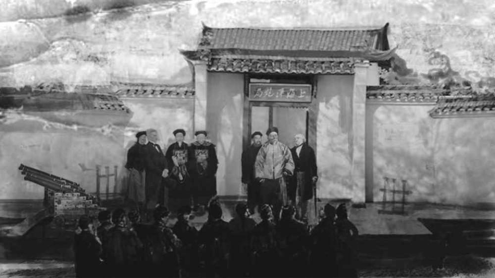 история Changan