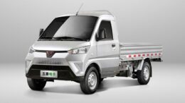 Wuling Electric Pickup