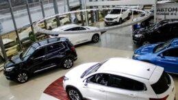 Итоги продаж автомобилей в мае