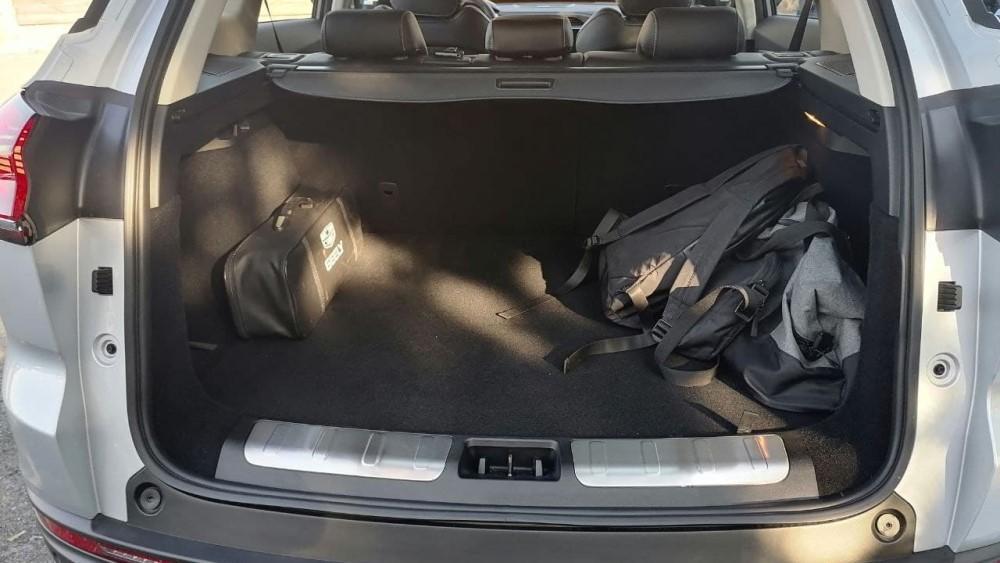Geely Atlas Pro багажник
