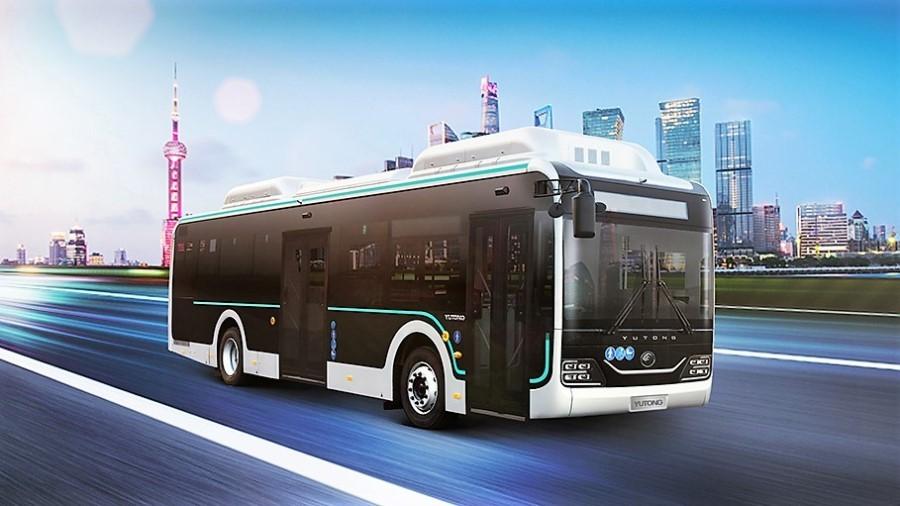 автобус Yutong ZK6116HNG