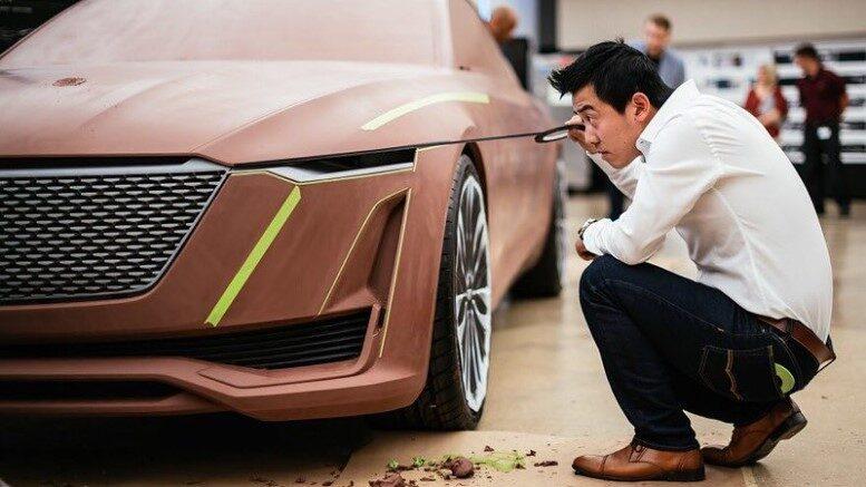 главный дизайнер Cadillac Фрэнк Ву