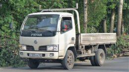 грузовик «Гуран-2318»