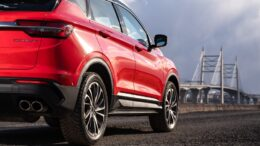 Geely Coolray и Haval Jolion