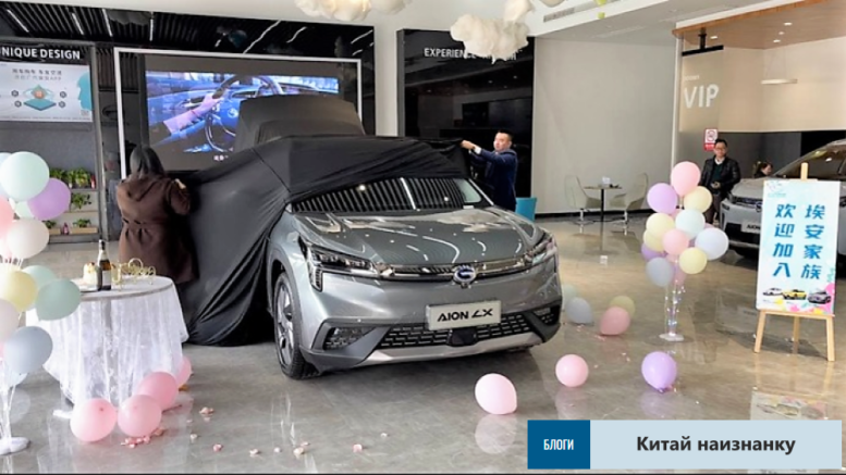 Как купить машину в Китае. Личный опыт