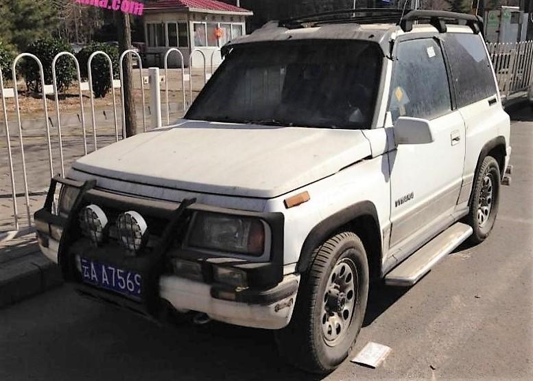 Wanli Suzuki Vitara