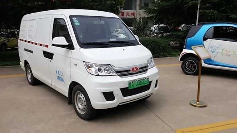 фургон Hongxing V2