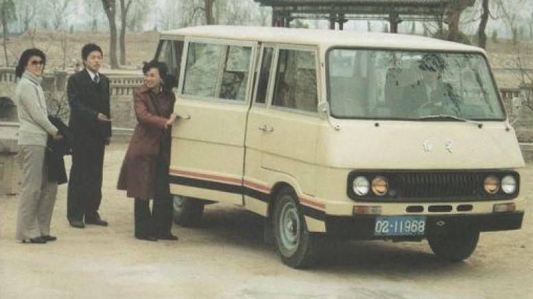 автобус Hongxing HX621