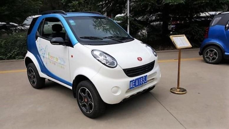 электромобиль Hongxing X1