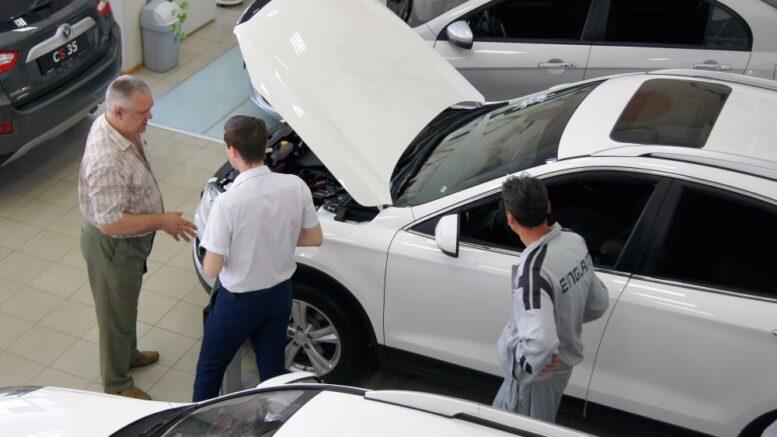остаточная стоимость китайских автомобилей