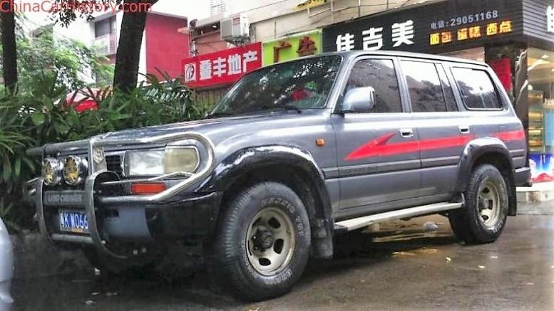 Wanli Toyota Land Cruiser J80