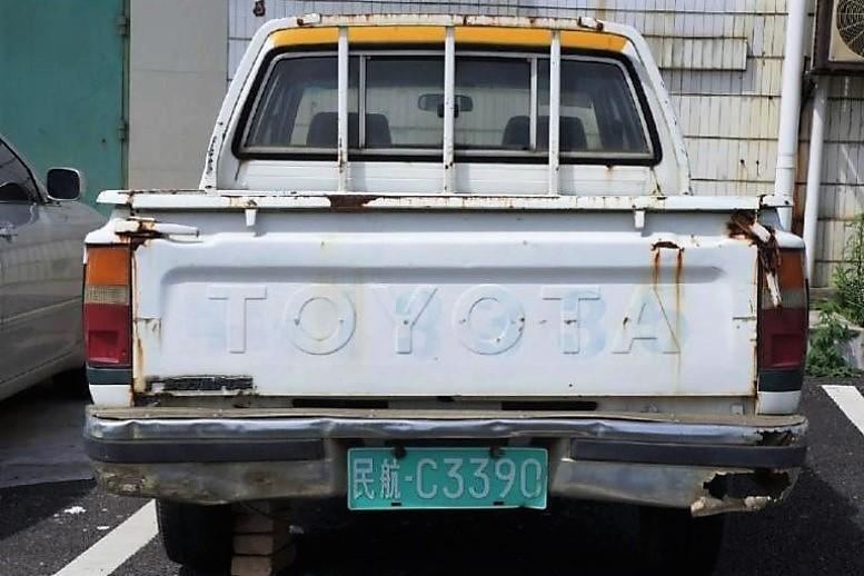 Wanli Toyota HiLux