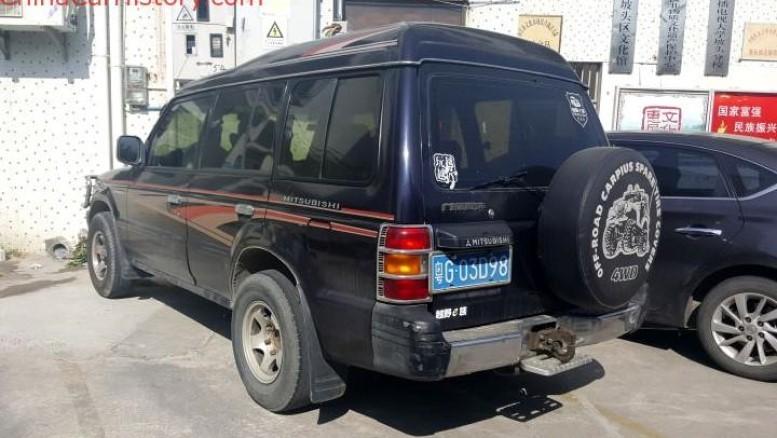 Wanli Wemry Mitsubishi Pajero