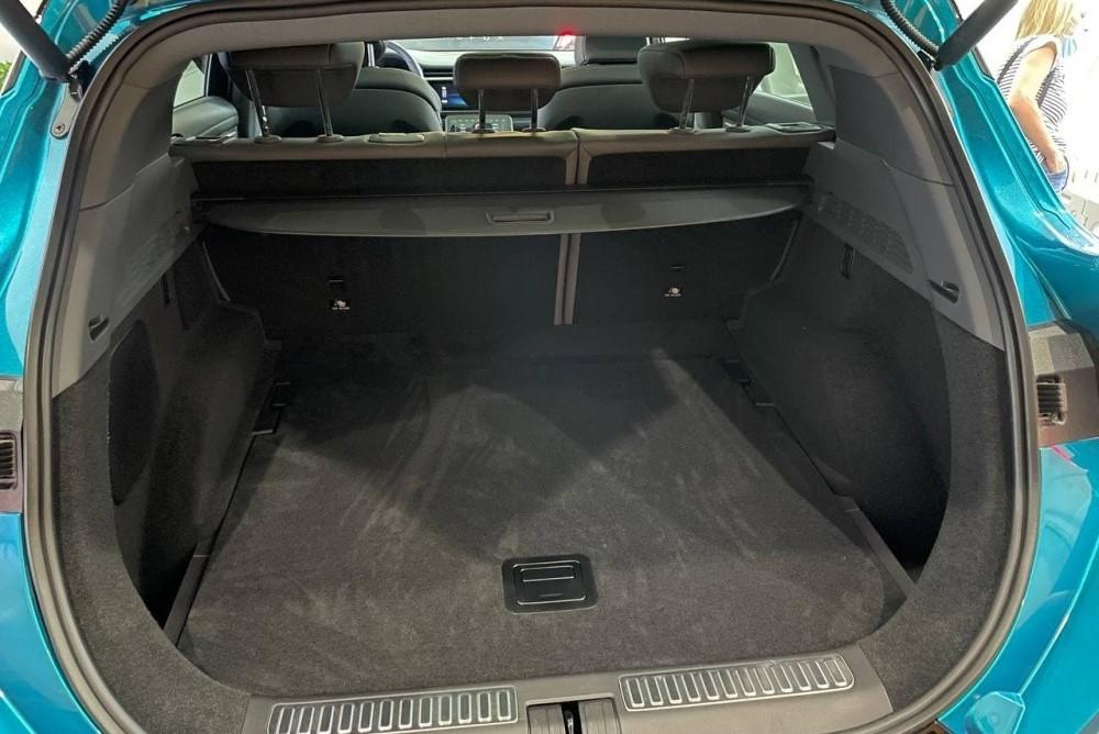 arcfox α-t багажник
