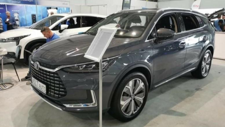BYD Tang EV600