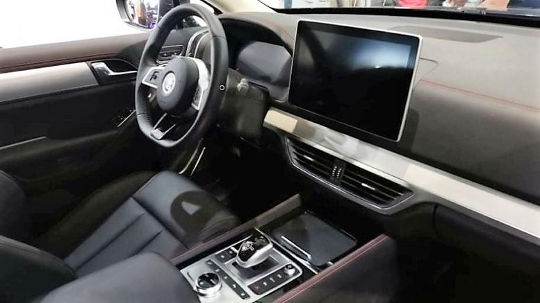 BYD Tang EV600 салон