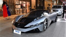 самый быстрый электромобиль