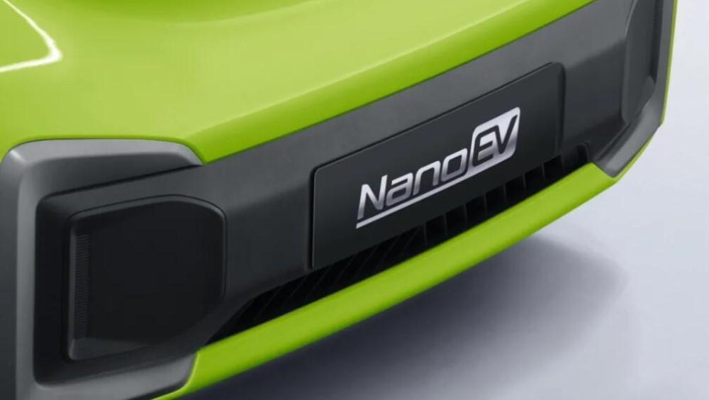 wuling Nano EV