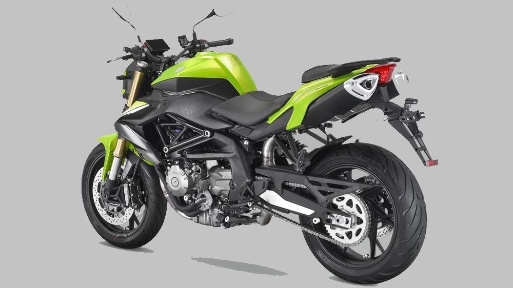 мотоцикл Benelli Huanglong TNT 600