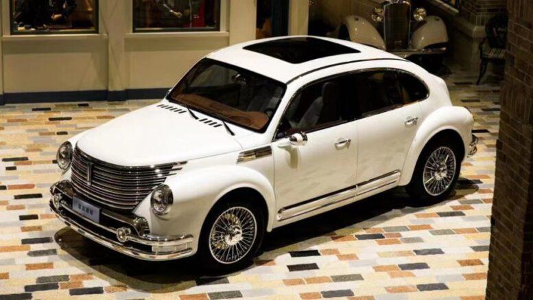 «Победа» советского автопрома. В Китае ретро-концепт Great Wall признали похожим на ГАЗ-М20