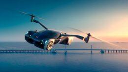 летающие машины xpeng